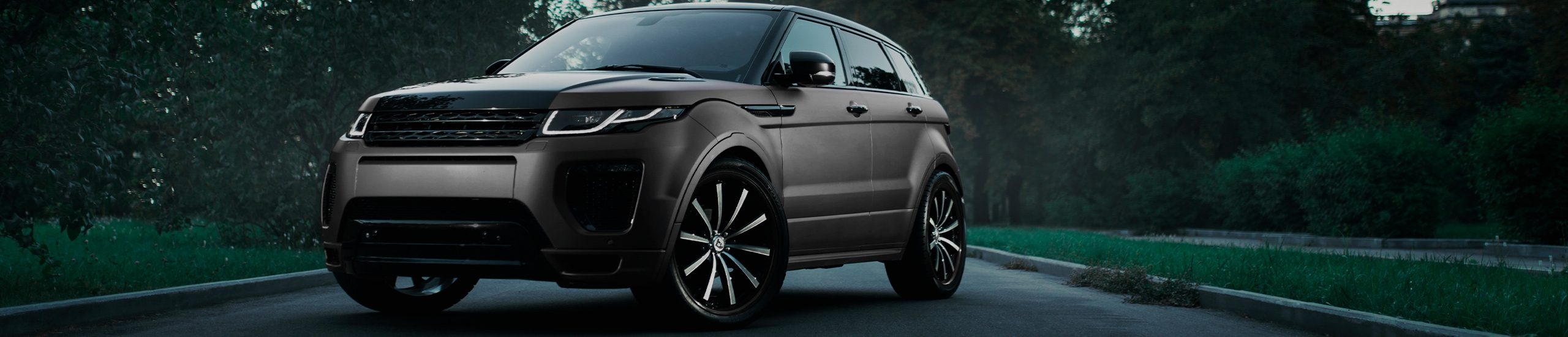 Range Rover - Operationel Erhvervsleasing