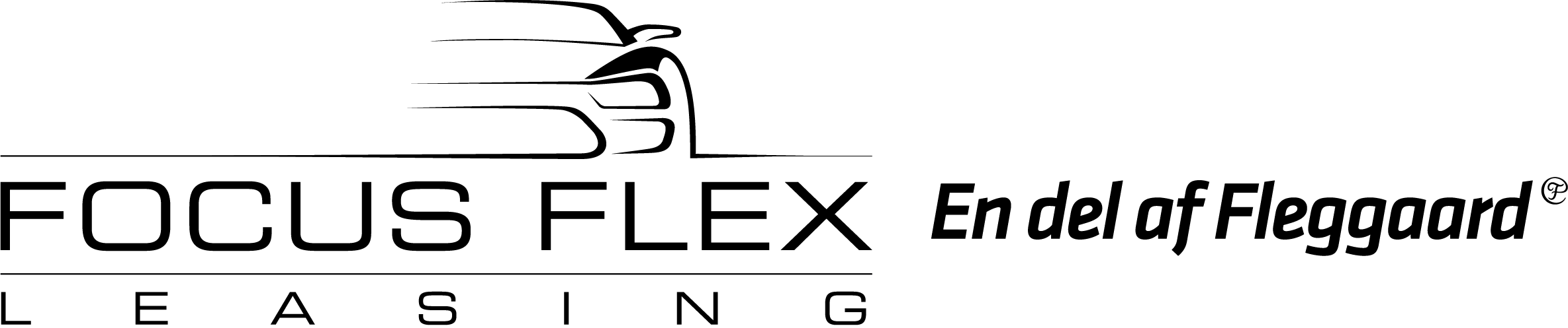 Focus flex leasing logo